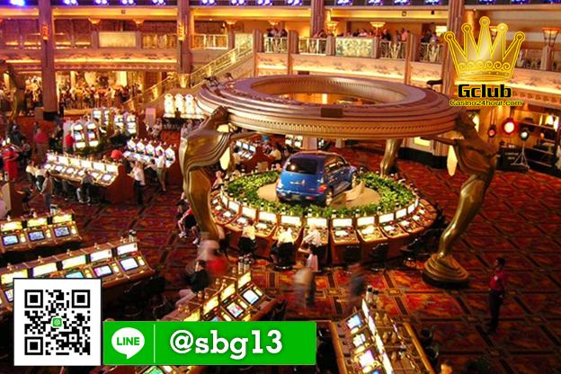 สมัครจีคลับ Gclub-casino24hour